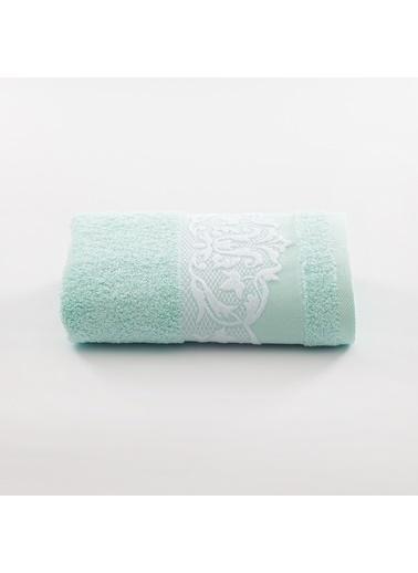 Maxstyle Pamuk Elissa Havlu 50x90 Cm Mint Yeşil